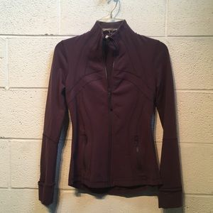Lululemon dusty purple Define jacket sz 4 57761